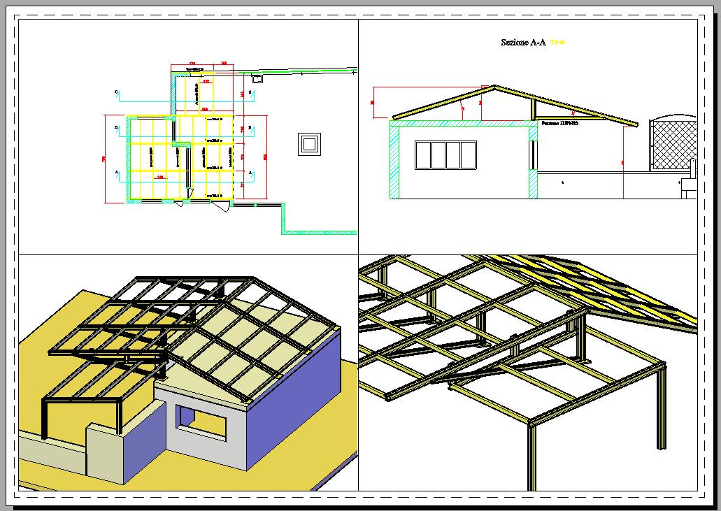 Velocizza la stampa delle tue tavole con i layout di - Finestre in pianta ...