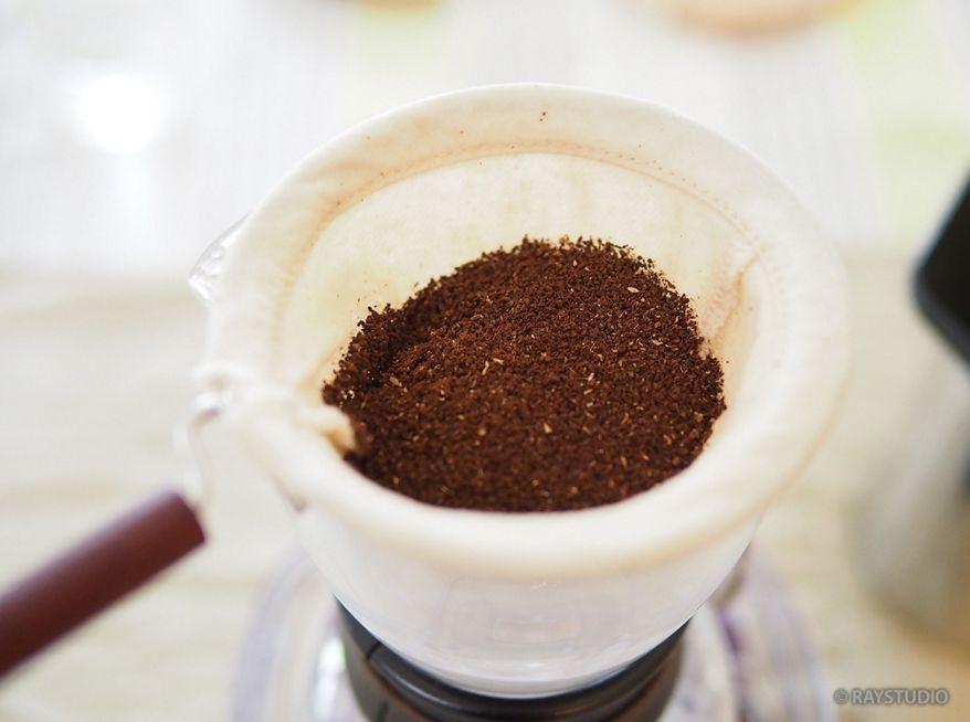 Come preparare un ottimo caffè grazie alla legge di Darcy