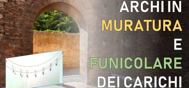 Archi in muratura e funicolare dei carichi: una lezione magistrale di Antoni Gaudì