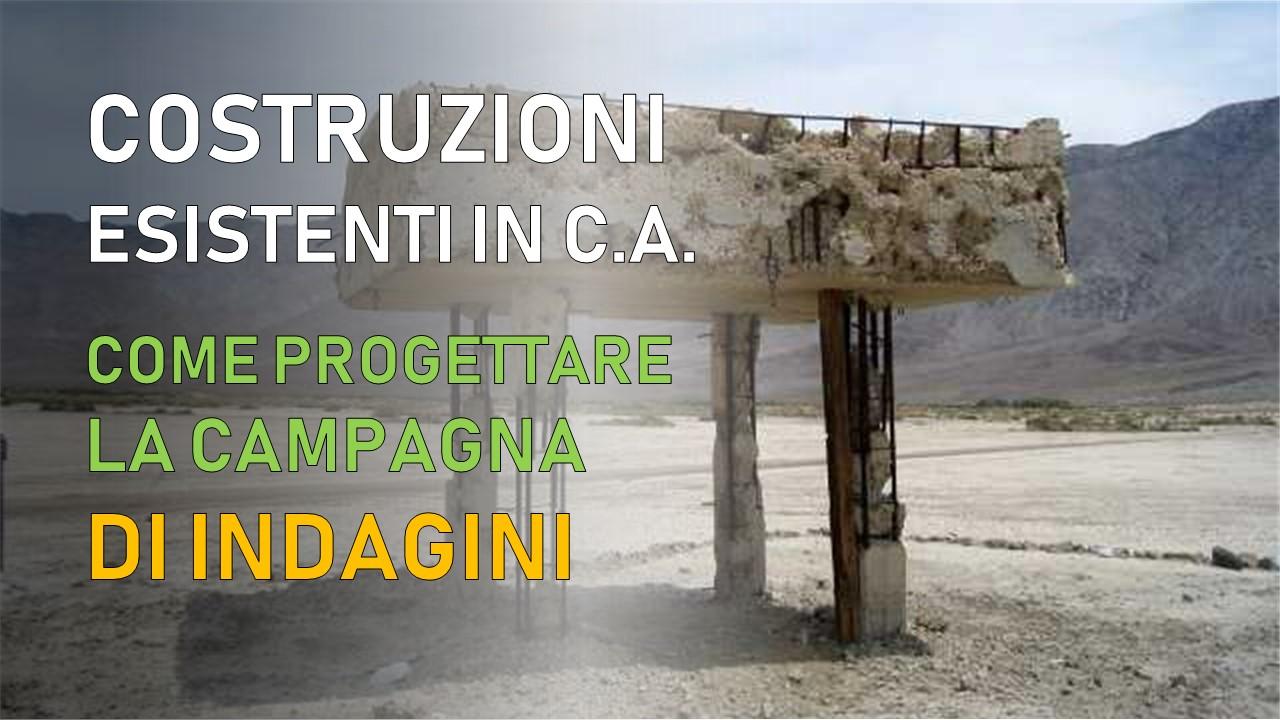 costruzioni esistenti in cemento armato