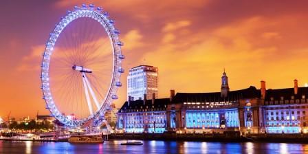 London Eye: la reinvenzione della ruota