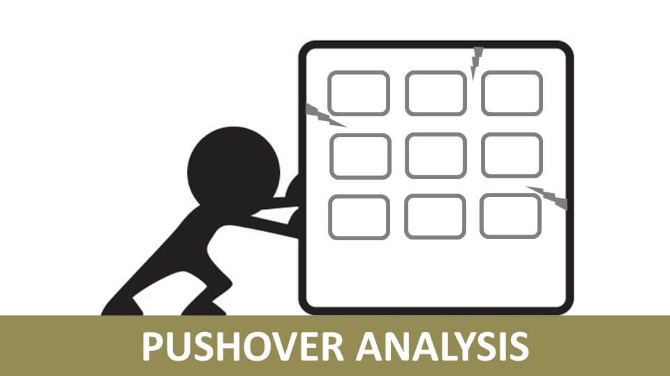 Analisi Pushover: spingi più che puoi. Ecco come funziona.