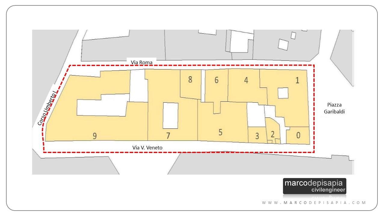 aggregato edilizio: individuazione