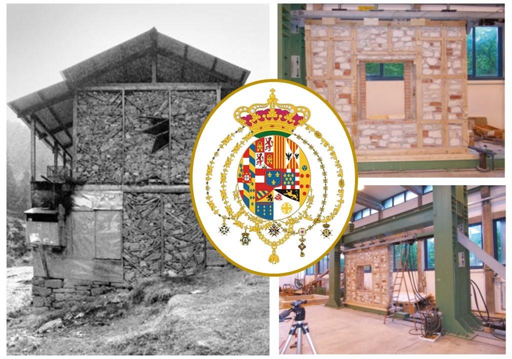 Casa Baraccata dei Borbone: l'ingegneria antisismica duecento anni fa
