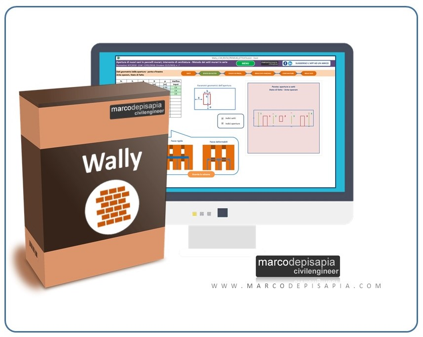 wally app analisi cerchiatura