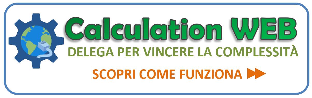 calculation web: calcolo strutturale online