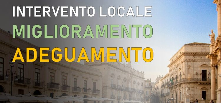 Intervento locale, miglioramento o adeguamento? La sicurezza delle costruzioni esistenti [NTC2018]