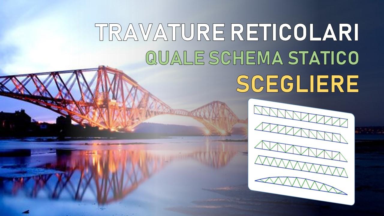 travature reticolari
