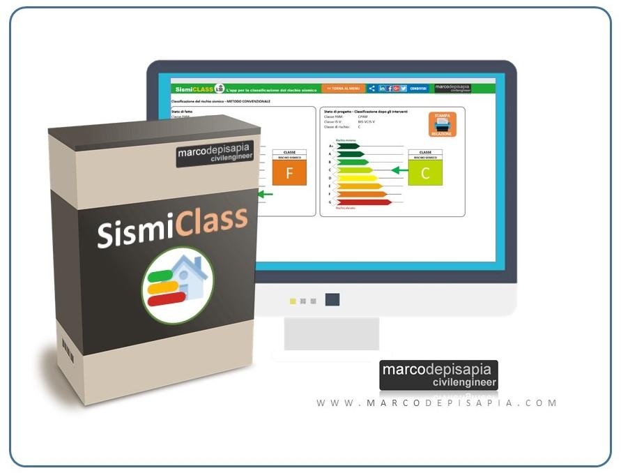 rischio sismico: app SismiClass