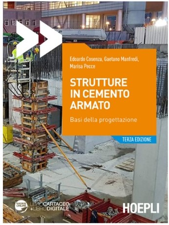 libri calcolo strutturale: strutture in cemento armato, Cosenza