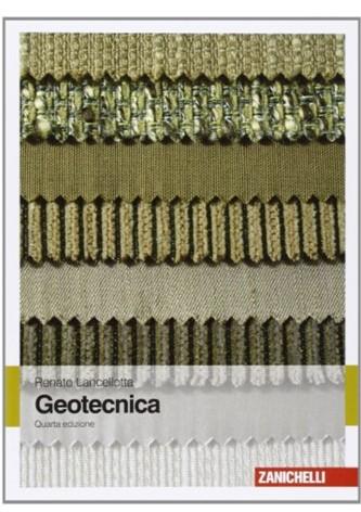 libri calcolo strutturale: geotecnica, Lancellotta