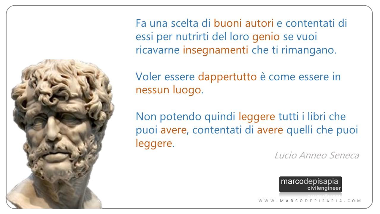 citazione libri Seneca
