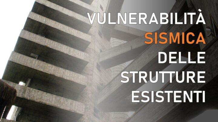 vulnerabilità sismica